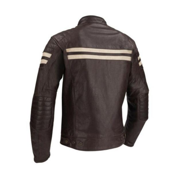 mc jakke segura stripe brun