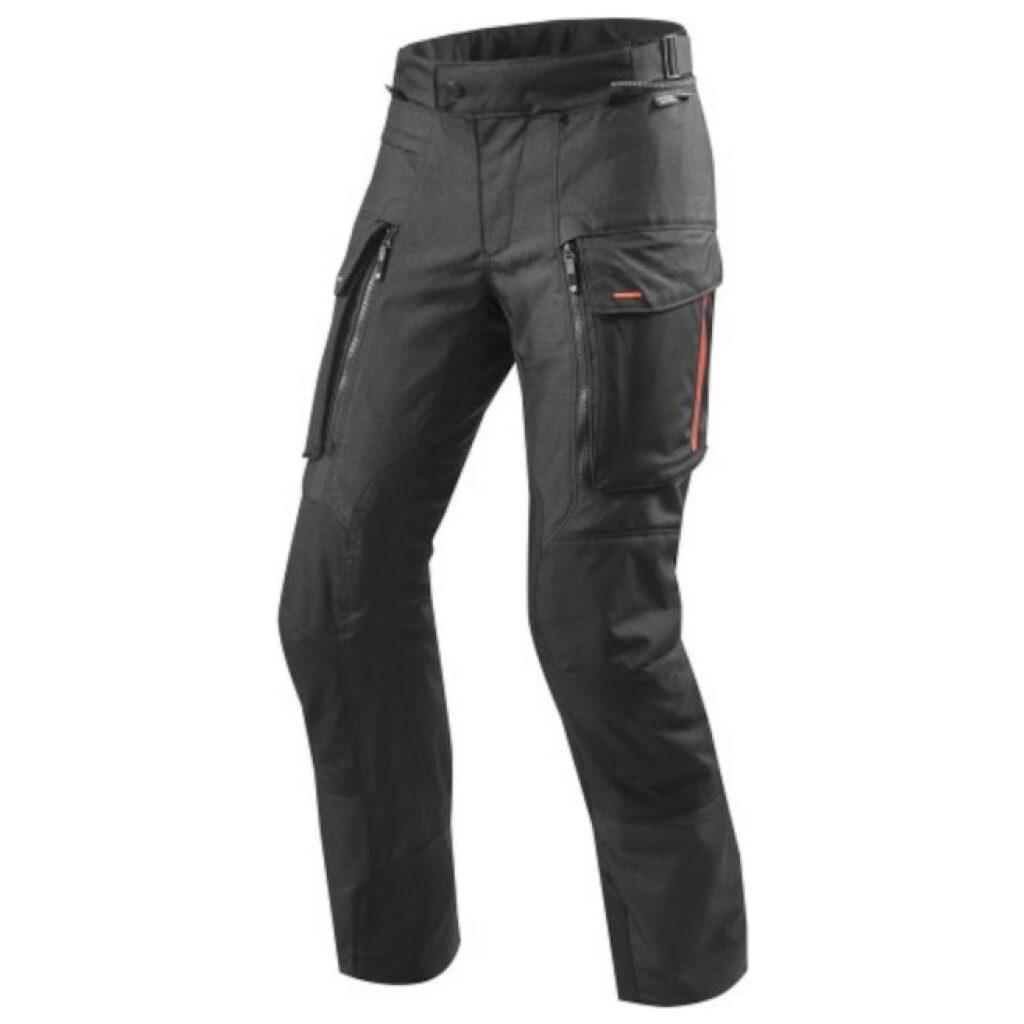 motorcykel bukser revit sand 3