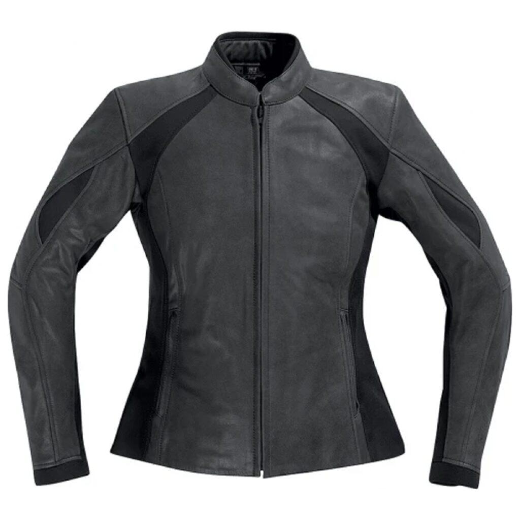 motorcykel jakke difi diamond damejakke
