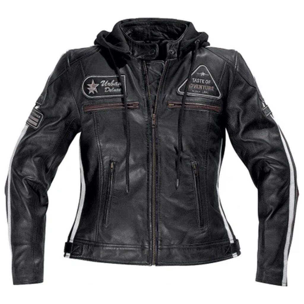 motorcykel jakke difi jolene damejakke