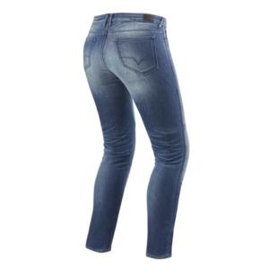 motorcykel bukser revit westwood blå