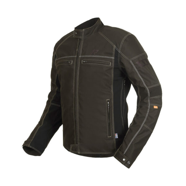 Motorcykel jakke rukka raymore brun