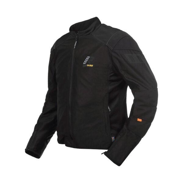 Motorcykel jakke rukka stretch air sort 1