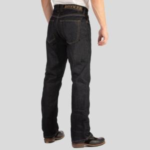 motorcykel jeans original rokker raw