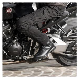 motorcykel sko stylemartin jack sort