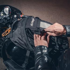 motorcykel rygsæk kriega r25