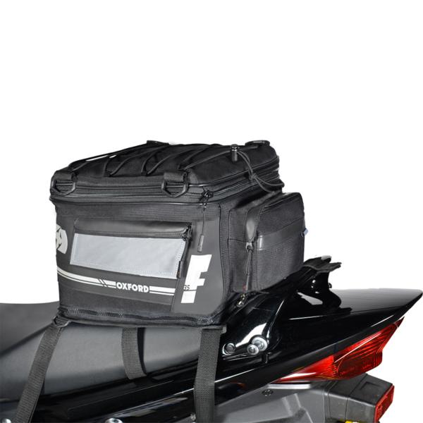 motorcykel taske oxford f1 35l
