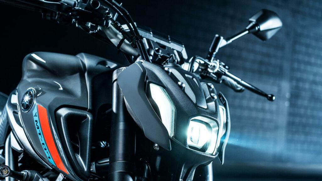 Yamaha MC MT-07 2021 LED Projektorlys lygte