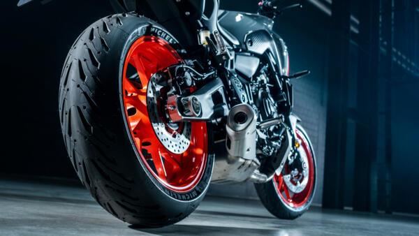 Yamaha MC MT-07 2021 MC dæk