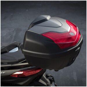 motorcykeltaske yamaha city topboks 39L