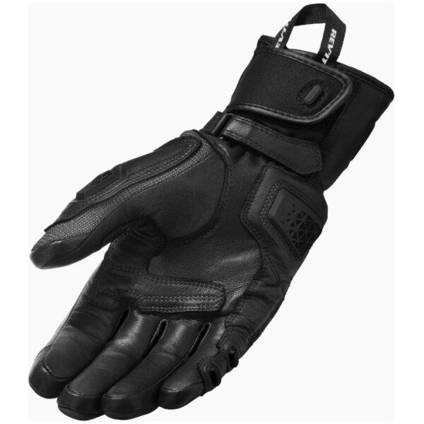 motorcykel handsker revit sand 4 h2o