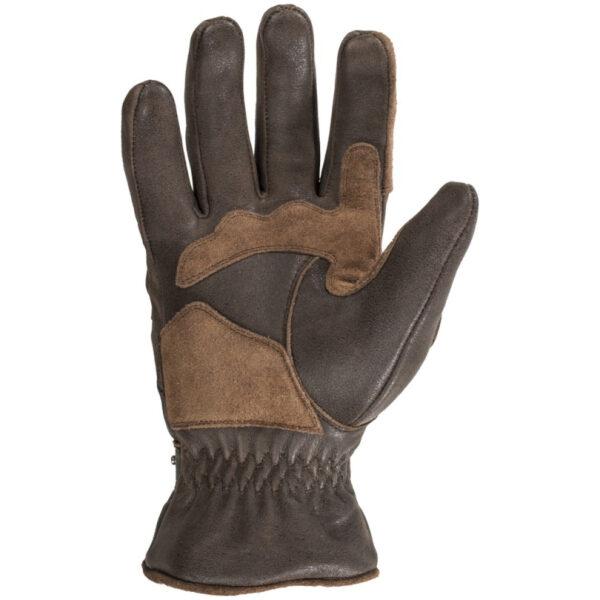 motorcykel handsker rukka elkford brun