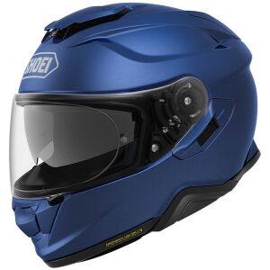 motorcykelhjelm shoei gt-air 2 matblå