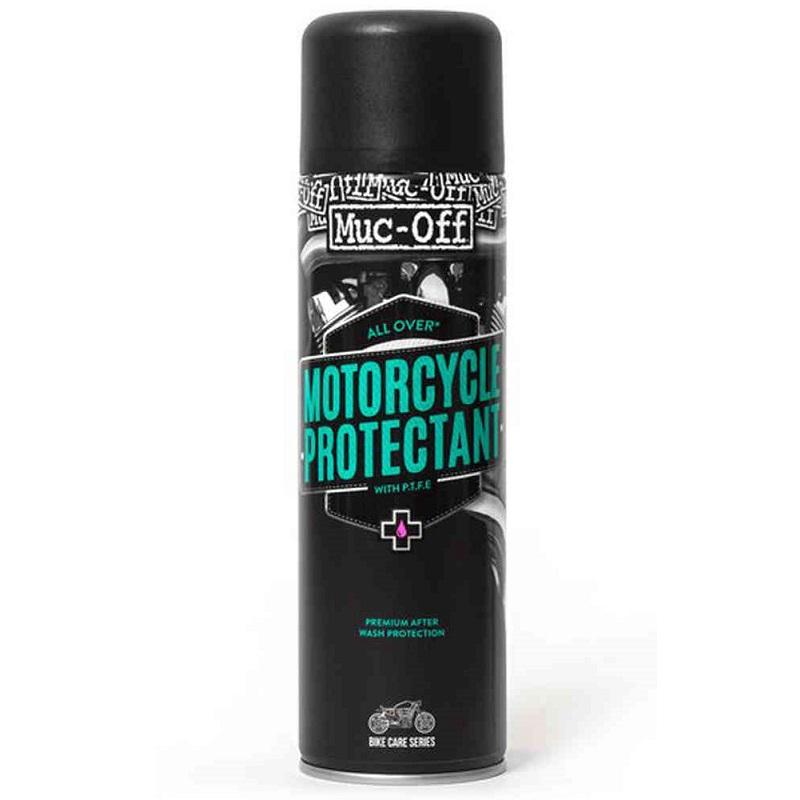 muc off motorcykel mc beskyttelse spray