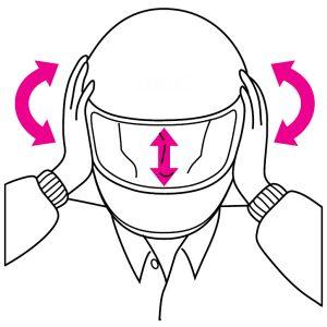 Test hjelm