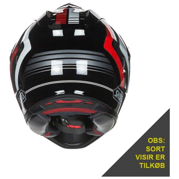 motorcykelhjelm shoei adv hornet sovereign tc-1