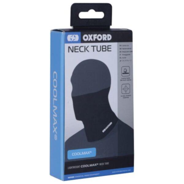 oxford neck tube coolmax