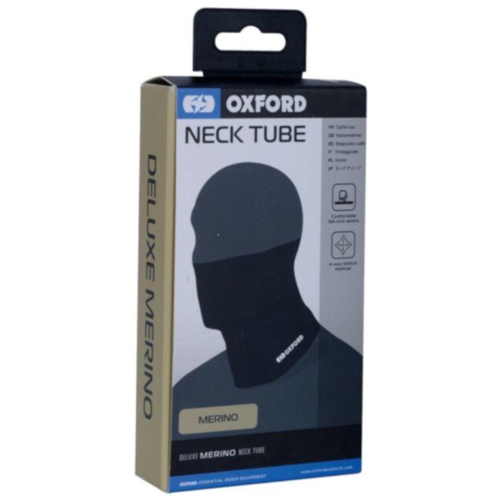 oxford neck tube merino uld
