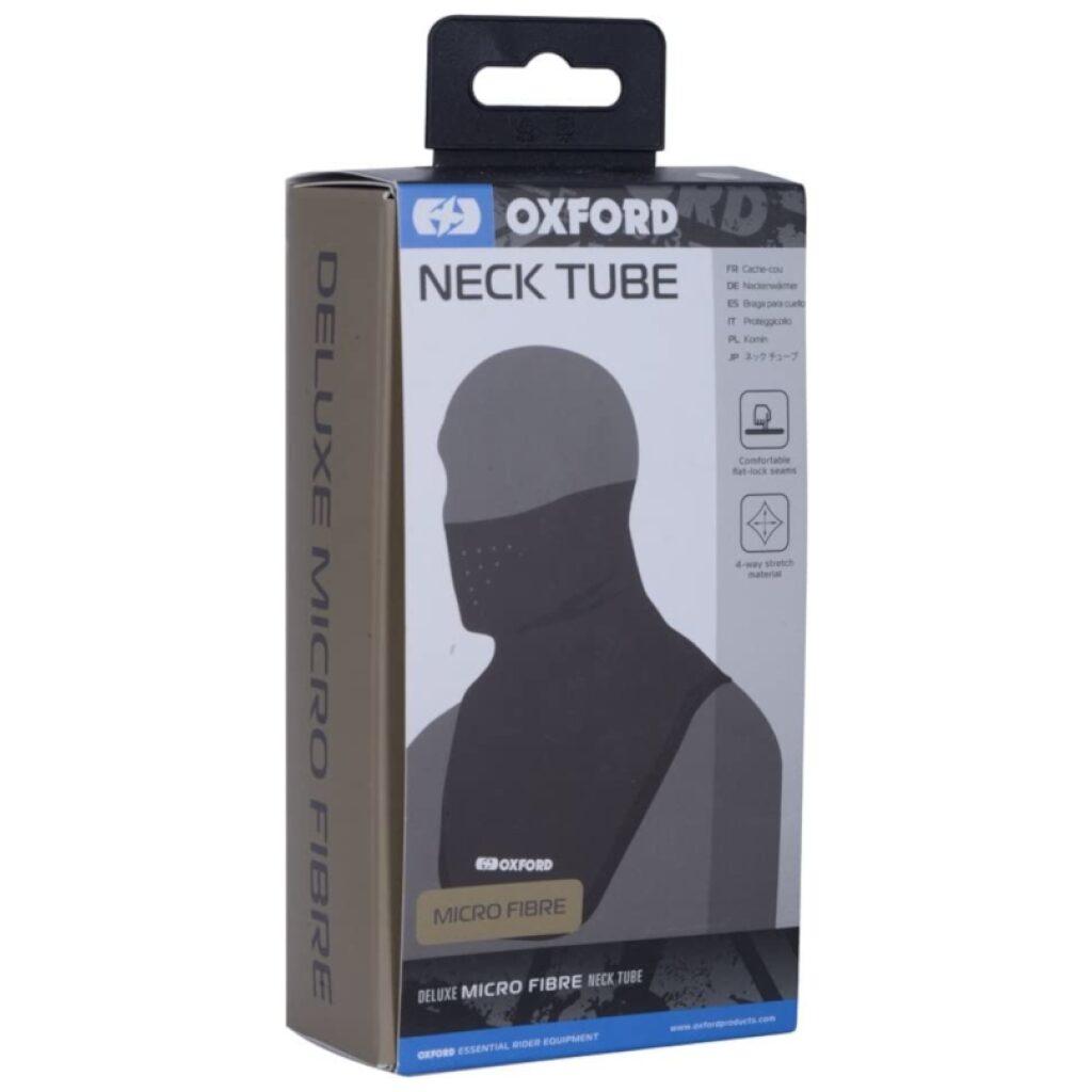 oxford neck tube micro fibre