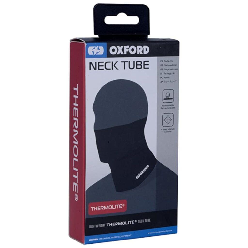 oxford neck tube thermolite