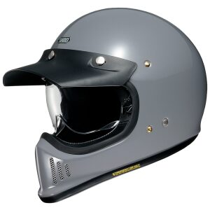 shoei ex-zero mc hjelm skygge