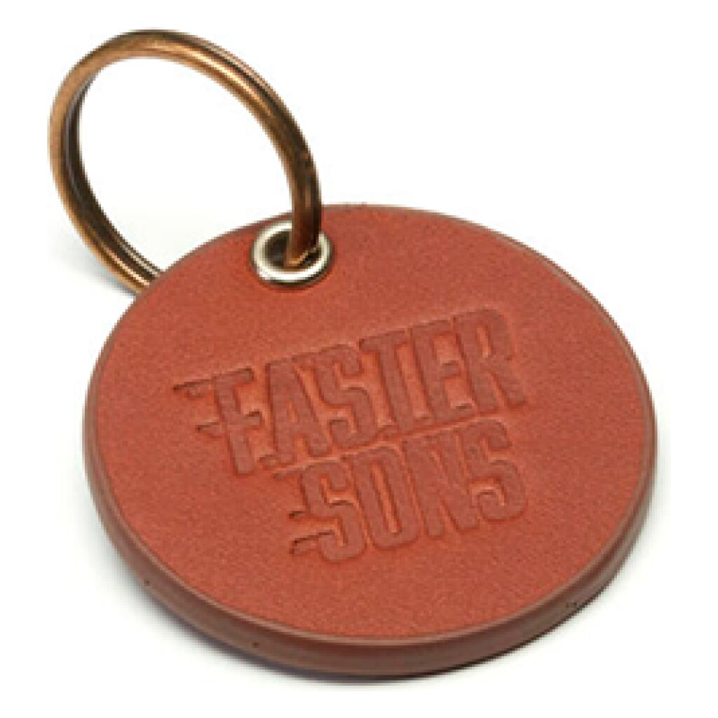 YAMAHA KEY RING FASTER SONS LÆDER