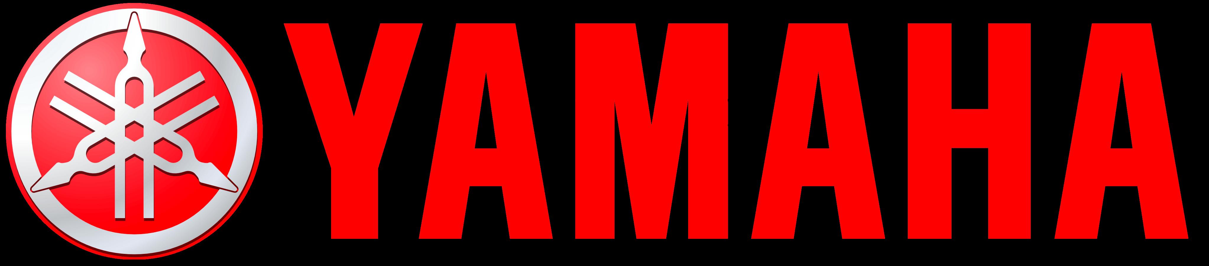 yamaha rødt logo