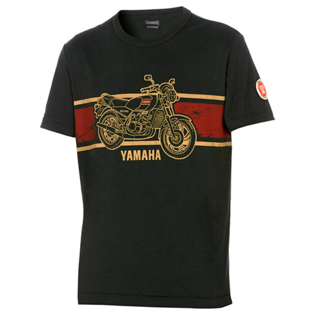 YAMAHA T-SHIRT FASTER SONS HOCKLEY
