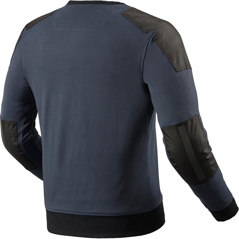 motorcykel trøje revit whitby mørk blå navy