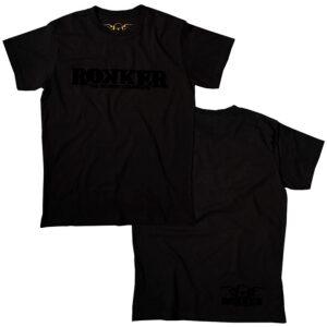 rokker logo sort