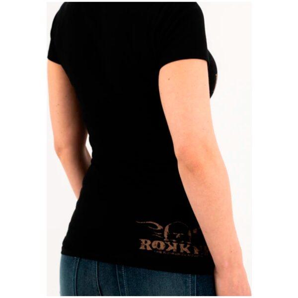rokker vintage t-shirt dame