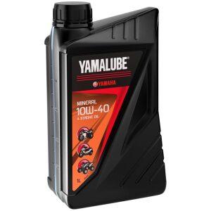 yamalube 10w40 mineralolie i litre