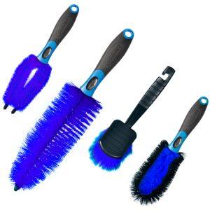 oxford brush and scrub sæt