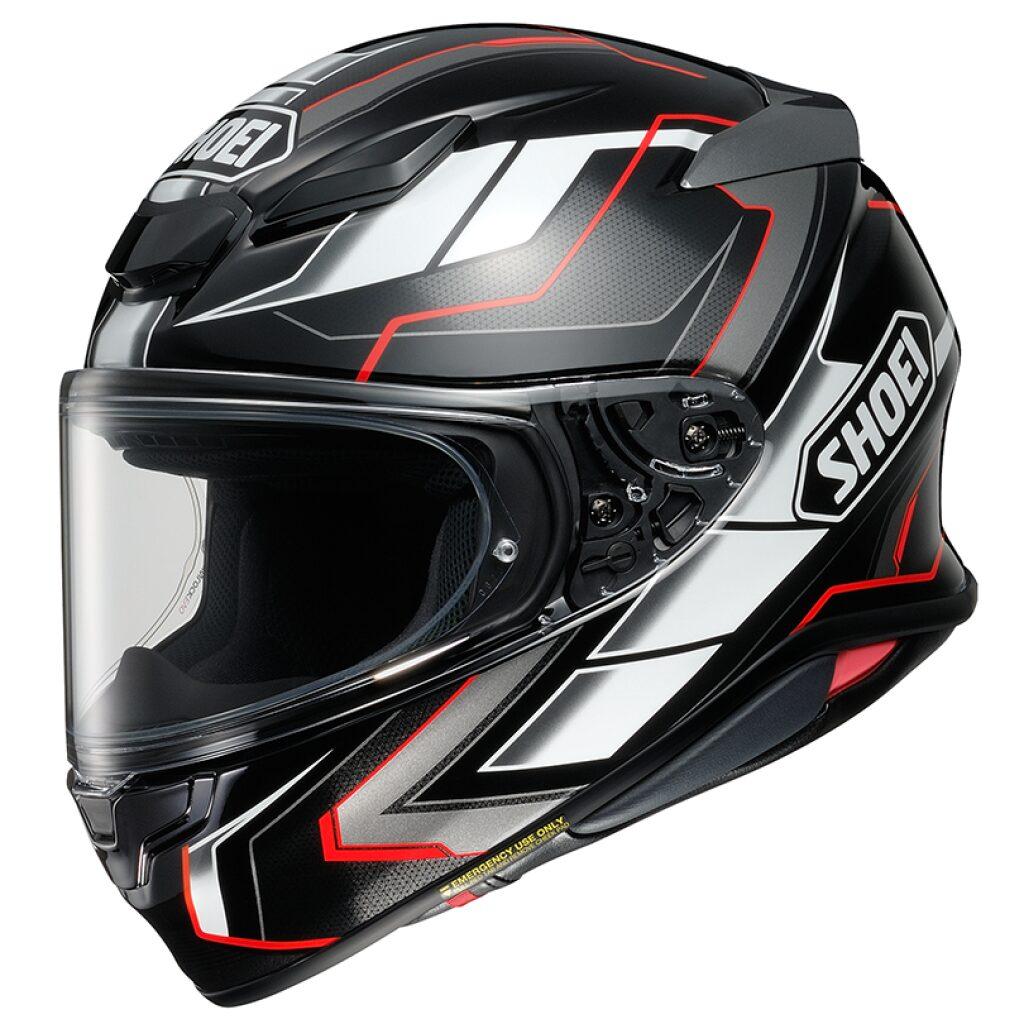motorcykel styrthjelm shoei nxr 2 prologue tc-5
