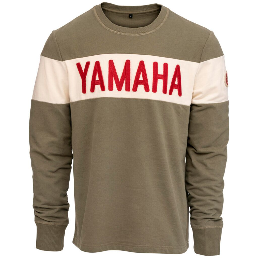 faster sons sweater yamaha